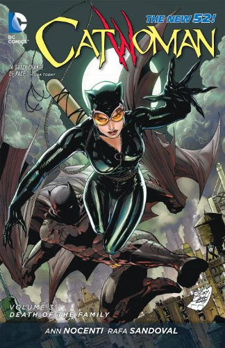 Catwoman Vol. 3: Death of the Family (The 52) (Catwoman (Graphic Novels)) at Gotham City Store