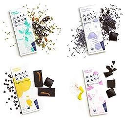 Antidote - Organic / Vegan Chocolate Bars (Mixed Pack)