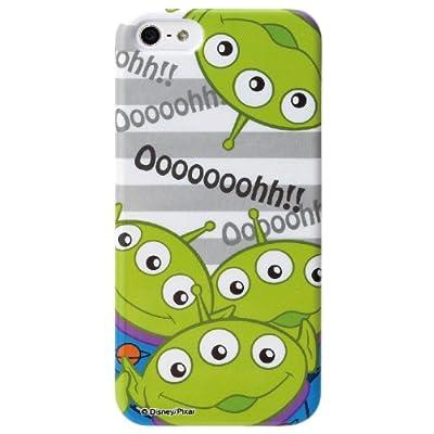 PGA iPhone 5用 ディズニー スターティング5点セット エイリアン PG-DNYCS207LGM