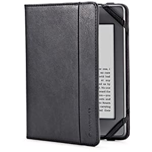 Marware Atlas Kindle and Kindle Touch Case Cover, Black