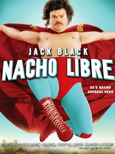 Nacho Libre Cover