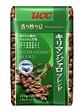 UCC 香り炒り豆 キリマンジャロブレンド AP270g