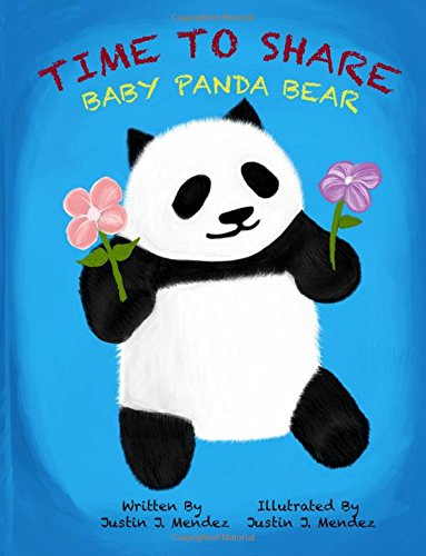 Time to Share Baby Panda Bear (Volume 1)