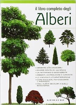 libro completo degli alberi: 9788858003732: Amazon.com: Books