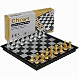 Image of Travel Magnetic Chess Set - 9.7