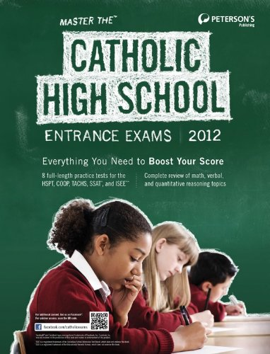 Master the Catholic High School Entrance Exams 2012