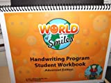 img - for World of Smiles Handwriting Program - Advanced Workbook (World of Smiles Handwriting Program) book / textbook / text book