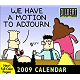 "Dilbert 2009 Desk Calendar.von ""Scott Adams"""