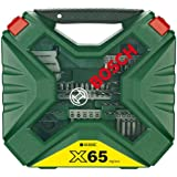 Bosch 65-teiliges X-Line Sechskantbohrer- und Schrauber-Set, 2607010612
