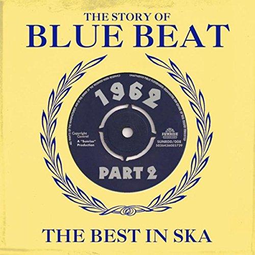 CD : Various - Story Of Blue Beat 1962, Vol. 2 (CD)