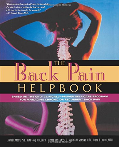 The Back Pain Helpbook front-875529