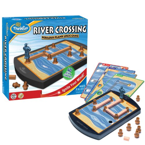 ThinkFun River Crossing - 1