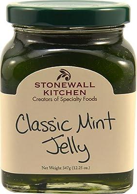 Stonewall Kitchen Jelly Classic Mint -- 13 oz by Stonewall Kitchen