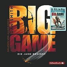 Big Game: Die Jagd beginnt (       ungekürzt) von Dan Smith Gesprochen von: Julian Greis