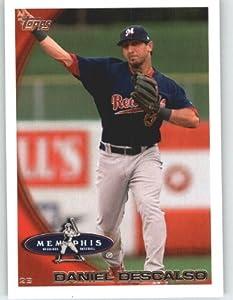 2010 Topps Pro Debut Baseball Card # 328 Daniel Descalso - Memphis Redbirds - MiLB... by Topps