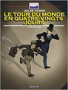 tour monde jours livre audio french edition jules verne