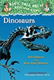 "Dinosaurs: A Nonfiction Companion To """"Dinosaurs Before Dark"""" (Turtleback School & Library Binding Edition) (Magic Tree House Research Guides (Pb))"
