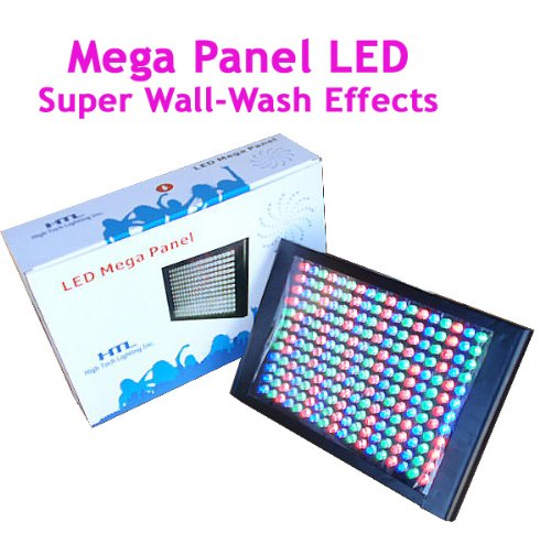 Htl Led Mega Panel 10Mm Leds Wash Stage Lighting
