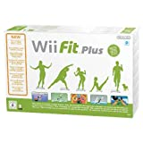Wii Fit Plus (includes balance board)