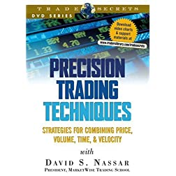 Precision Trading Techniques: Strategies for Combining Price, Volume, Time, and Velocity