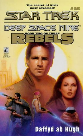 Image for The Courageous: Rebels Trilogy, Book 2 (Star Trek: Deep Space Nine, No. 25)