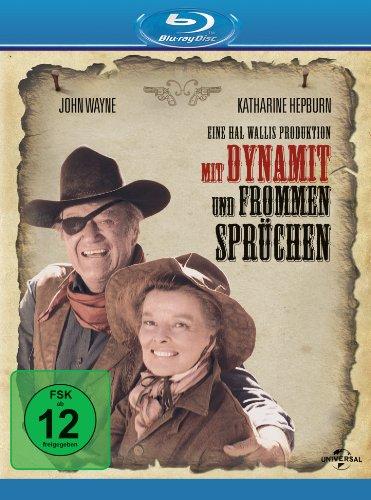 Mit Dynamit und frommen Sprüchen [Blu-ray]