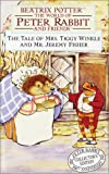 Beatrix Potter - The World of Peter Rabbit and Friends - The Tale of Mrs. Tiggy-Winkle and Mr. Jeremy Fisher [VHS]