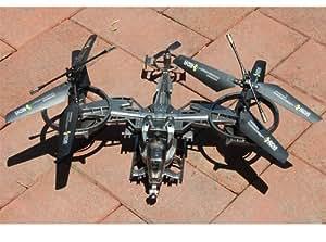 ZeleSouris Pro Grande Hélicoptère télécommandé Avions Avatar RC