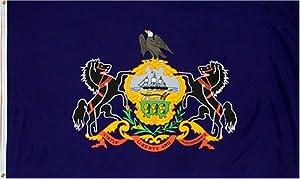 State Flag Pennsylvania