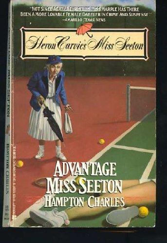 Advantage Miss Seeton (Heron Carvic's Miss Seeton) (House Advantage compare prices)