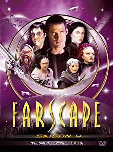Farscape : Saison 4 - Vol.1 - Coffret 5 DVD
