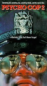 Amazon.com: Psycho Cop 2 [VHS]: David Andriole, Brittany Ashland, Dave