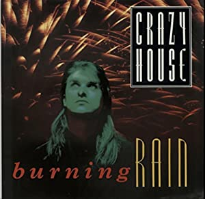 Crazy House Burning Rain Generic Mix 1987 88 Vinyl