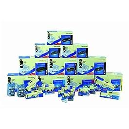 KMP Ruban encreur nylon compatible Epson LQ 590/FX 890 avec recharge Noir