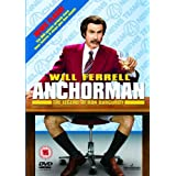 Anchorman - The Legend Of Ron Burgundy [DVD]by Will Ferrell