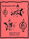 The Musical ABC (The Musical Colors Rhyming Story Coloring Book Series, 1)