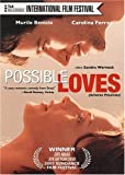Cover art for  Possible Loves