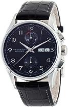 Hamilton Conservation Auto Chrono Black Watch H32576735