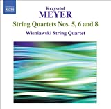 K.Meyer: String Quartets Wieniawski String Quartet