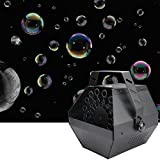 1byone® Magic Professional High Output Automatic Small Bubble Machine Auto Blower Maker for Outdoor/Indoor Weddings Cinema Party DJ DISCO PUB