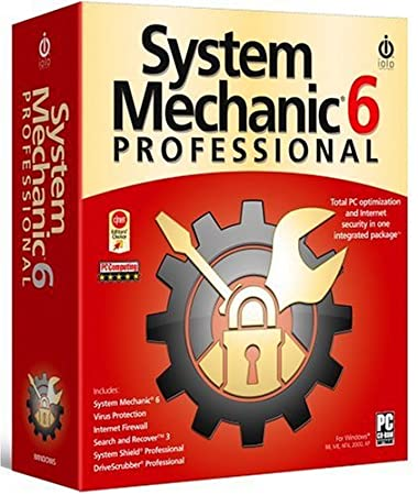 System Mechanic 6 Professional