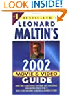 Leonard Maltin's Movie and Video Guide 2002 (Leonard Maltin's Movie Guide (Mass Market))