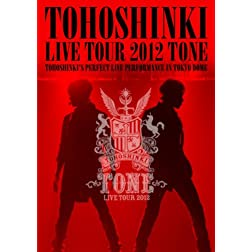 Live Tour 2012 Tone