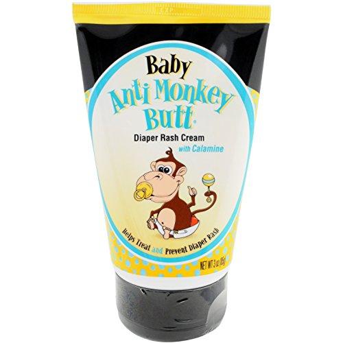 DSE Baby Anti-Monkey Butt Cream, 3 Ounce