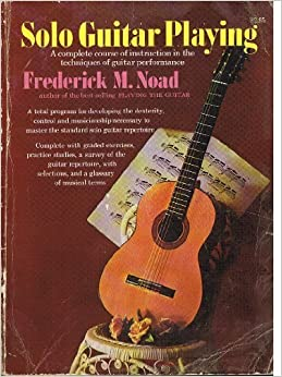 Solo guitar playing frederick noad