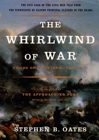 Image for Whirlwind of War : Voices of the Storm, 1861-1865