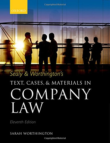 sealy-worthingtons-text-cases-and-materials-in-company-law-11th-ed
