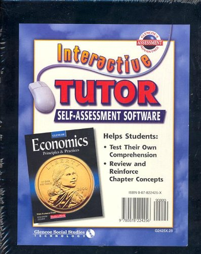 Economics: Principles and Practices, Interactive Tutor Self-Assessment CD-Rom, Windows/Macintosh
