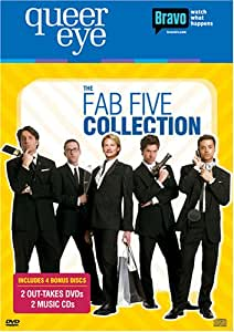 Queer Eye - The Fab Five Collection