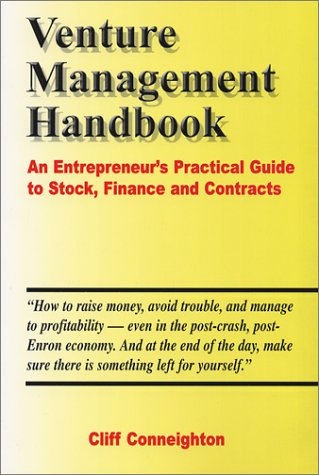 Business Plan Book - Venture Management Handbook